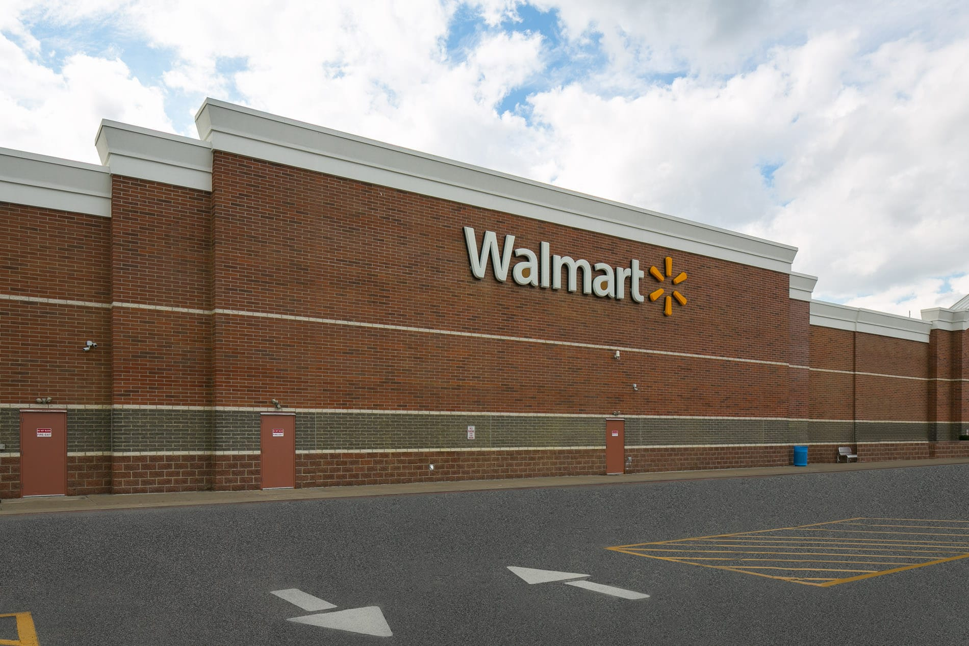 Wal-Mart-After-Exterior-Photograph
